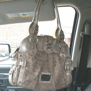 Guess Large Shoulder Bag